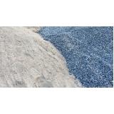 fornecedor de areia para filtro Vila Marlene