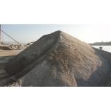 fornecedor de areia para obras em sp Vila Santa Rita