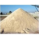 fornecedor de areia para fundição