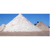 onde encontrar areia e pedra moída no Saúde