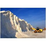 onde encontrar areia e pedra para construção no Cecap