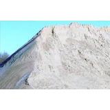 onde encontrar areia fina branca na Cidade Satélite Íris II
