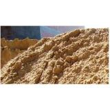 onde encontrar areia lavada grossa no Jardim Bizzaro