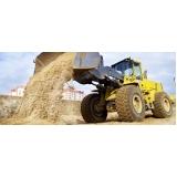 onde encontrar fornecedor de areia e brita em Sumaré