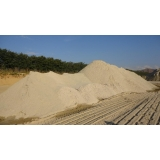 onde encontrar fornecedor de areia para obras Brasilândia