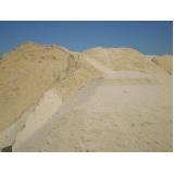 onde encontro fornecedor de areia grossa para obras Chácara Paraíso