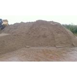 onde encontro fornecedor de areia para construção civil no Limão