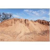 onde encontro fornecedor de areia para construtora no Cecap