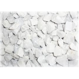 pedra brita branca preço no Tucuruvi