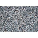 pedra brita para estacionamento no Parque Valença I