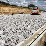 pedra construção civil Nova Odessa