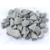 pedra para drenagem