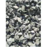 pedras brita para dreno em Belém
