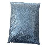 pedra britada em saco
