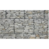 pedra para construção de casas