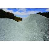 carrada de pedra e areia
