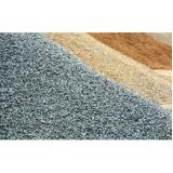 pedra e areia para obras