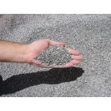 1 metro de pó de pedra