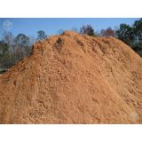 quanto custa areia e pedra moída no Parque Maria Helena