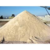 quanto custa areia fina para contrapiso no Parque da Represa