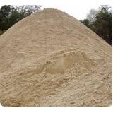 quanto custa areia grossa em sp no Cursino