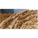 quanto custa areia grossa para concreto na Franca
