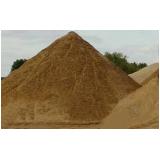 quanto custa areia lavada grossa no Glicério