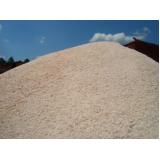 quanto custa areia lavada para obra na Sorocaba
