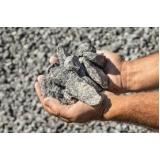 quanto custa pedra brita para dreno no Parque Peruche