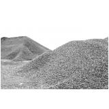 quanto custa pedra de brita no Parque Fazenda