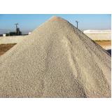 quanto custa pedrisco de areia em Imirim
