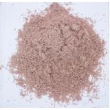 Areia e Pedras