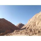 Areias para Construção