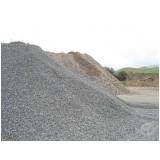 venda de areia e pedra na Bixiga