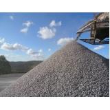venda de pedra de material de construção Glicério