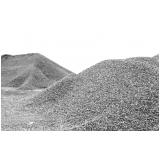 venda de pedra material de construção Grajau