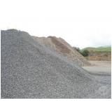 vendas de areia e pedra em Terras de São Carlos
