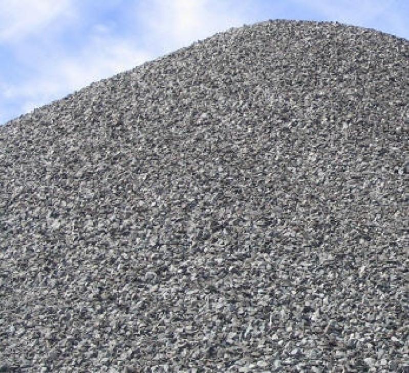 Venda de Pedra Moída para Construção Civil Juquitiba - Pedra Moída para Acabamento Externa